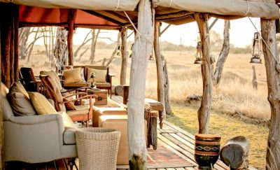 The Hide-Hwange National Park Tel:+263 4 498835-6