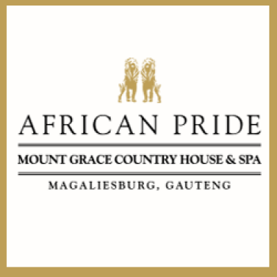 African Pride Mount Grace Country House & Spa Tel (014) 577 5600