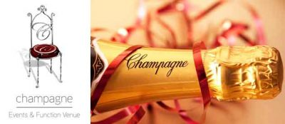 CHAMPAGNE EVENTS & FUNCTION VENUE TEL:041 379 2391