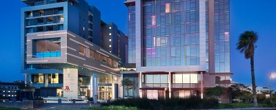 Cape Town Marriott Hotel Crystal Towers Tel: (+27) 21 525 3888
