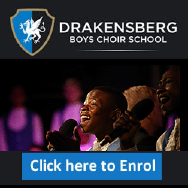 Drakensberg Boys' Choir School Tel:036 468 1012