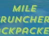Mile crunchers backpackers Tel: 044 690 4462